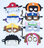 Paw Patrol Mask Only Ready To Ship, Lot Options