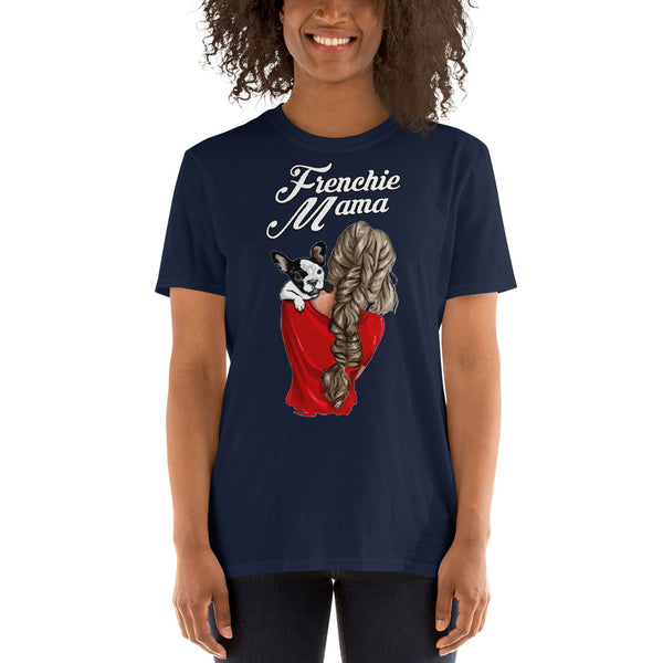 Frenchie Mama T-Shirt