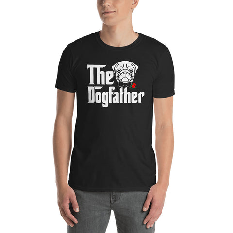 The Dogfather Men T-Shirt