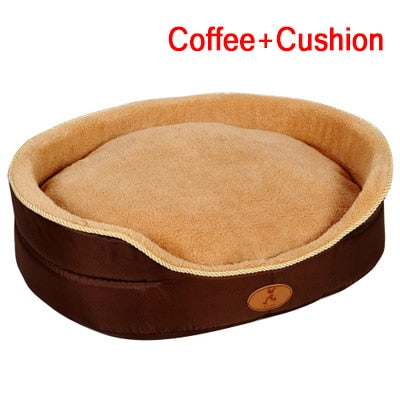 Soft Fleece  Dog  Bed