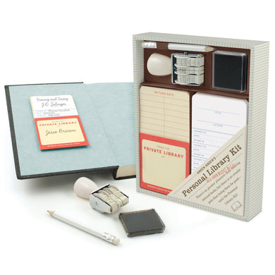 Personal Library Kit - Time & Again Shop