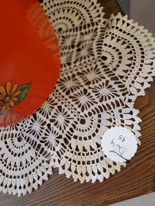 Vintage Doily - Time & Again Shop