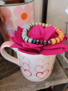 Pride bracelet - Time & Again Shop