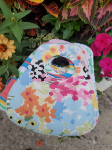 Baby Bibs from Vintage Linens - Time & Again Shop