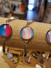 Load image into Gallery viewer, Transgender Pride Bracelet