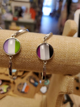Load image into Gallery viewer, Asexual Pride Bracelet