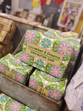 Load image into Gallery viewer, Cucumber & Freesia Shea Butter Soap
