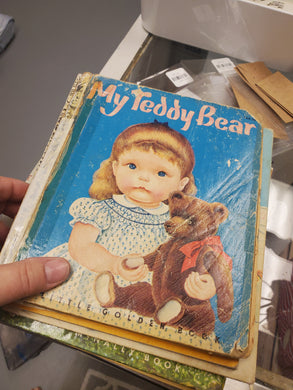 My Teddy Bear Golden Book
