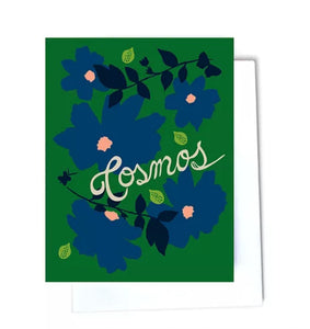 Cosmos Note Card - Box of 8