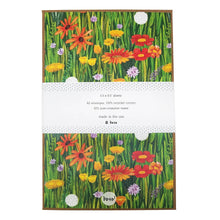 Load image into Gallery viewer, Wildflower Letter Writing Stationery Set