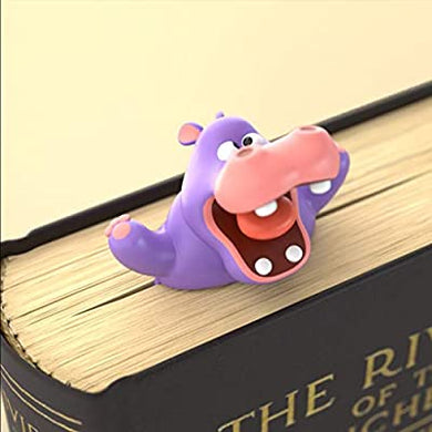 Ouch! Hippo Bookmark