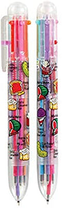 Scented 6-Color Ballpoint Pen