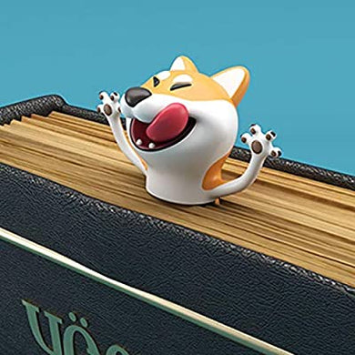 Ouch! Corgi Dog Bookmark