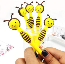 Load image into Gallery viewer, Happy Bee Gel Pen