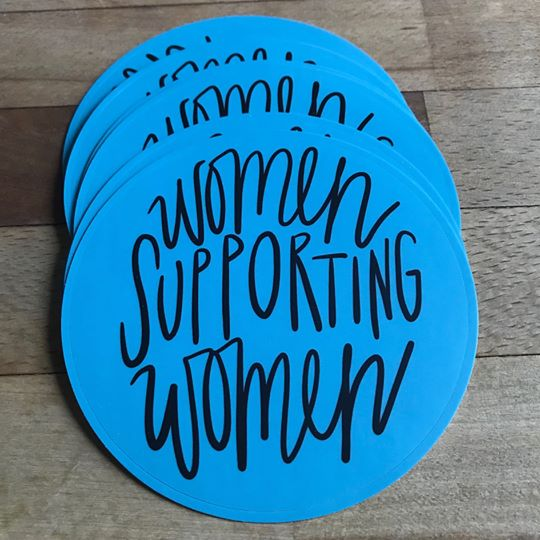 Stickers - Woman - Time & Again Shop