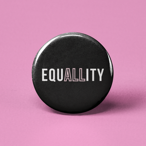 Equality Pinback Button