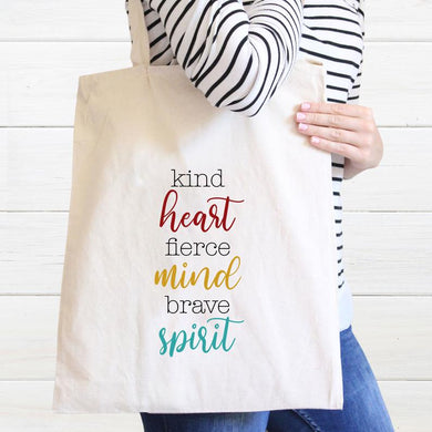 Kind Heart Tote