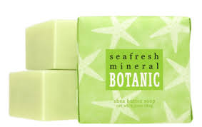 Seafresh Mineral Shea Butter Soap