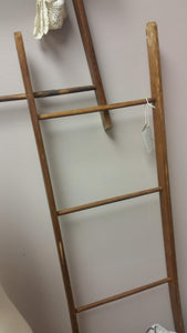 Vintage Ladder from Ironing Board