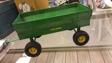 Load image into Gallery viewer, Vintage Toy Trailer - John Deere - Time & Again Shop