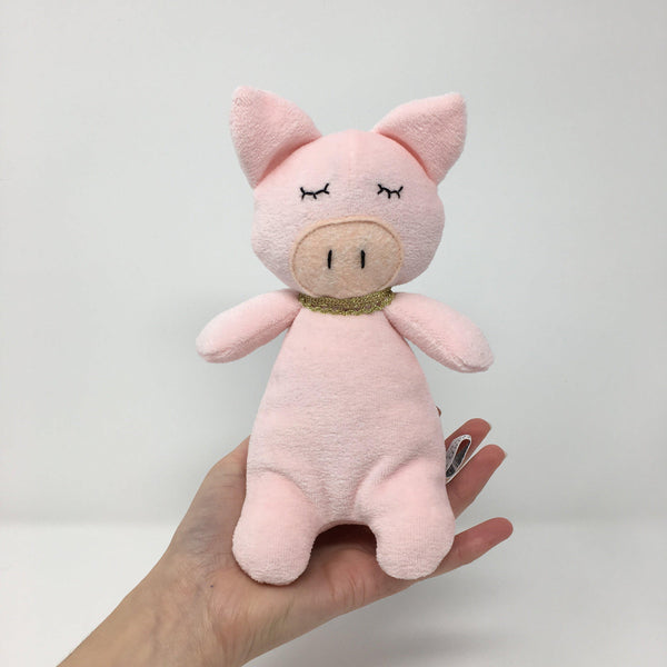 Doudou-fait-main-Le Cochon-Made-in-France-CamilledeGuillebon