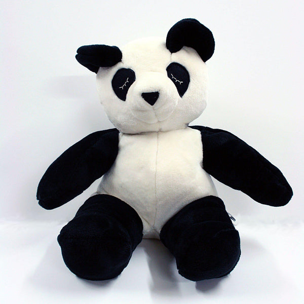 Doudou-fait-main-Le Doudou Panda-Made-in-France-CamilledeGuillebon