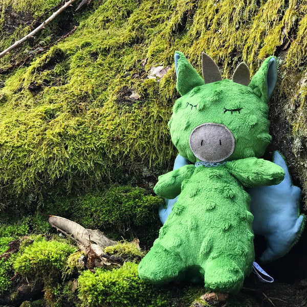 Doudou-fait-main-Le Dragon-Made-in-France-CamilledeGuillebon