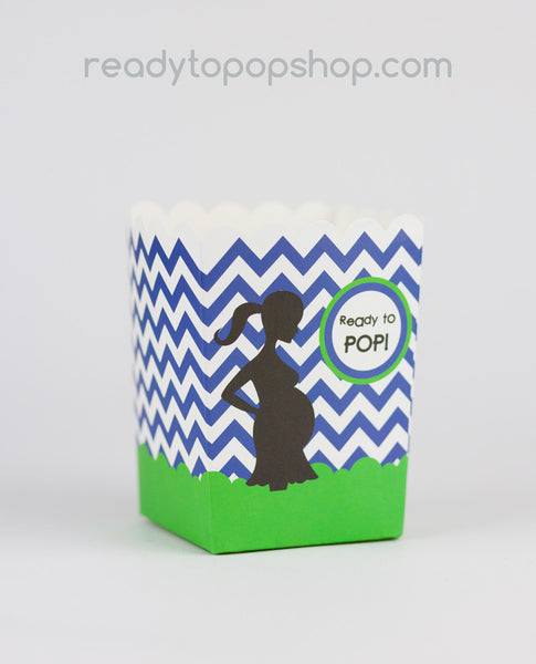 Ready To Pop Favor Box - The Mason