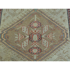 "Antique Rug (3'1""x14'3"") FWR158544"