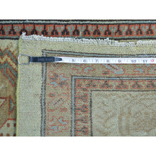 "Load image into Gallery viewer, 3'1""x14'3"" XL Runner Antique Persian Serab Mint Cond Pure Wool Rug FWR158544"