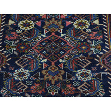"Load image into Gallery viewer, 3'1""x12'9"" Antique Persian Bakhtiari Exc Cond Runner Oriental Rug FWR163068"