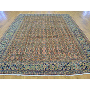 "Antique Rug (7'2""x9'10"") FWR163092"