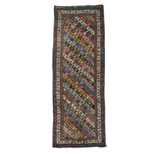 Load image into Gallery viewer, Handmade Antique Multicolored Rug