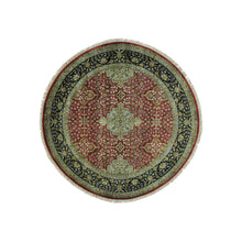 Load image into Gallery viewer, Handmade Fine Oriental Red Rug