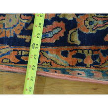 "Load image into Gallery viewer, 12'3""x21'4"" Antique Persian Maharajan Sarouk Full Pile Oversize Rug FWR176322"