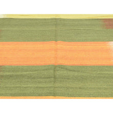 "Load image into Gallery viewer, 9'1""x12'6"" Hand-Woven Durie Kilim Pure Wool Flat Weave Colorful Rug FWR190992"