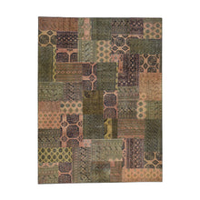 Load image into Gallery viewer, Handmade Overdyed and Vintage Brown Rug