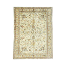 Load image into Gallery viewer, Handmade Antique Ivory Rug