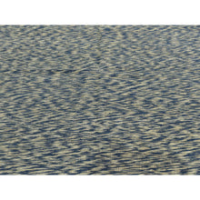 "Load image into Gallery viewer, 4'6""x6'6"" Pure Wool Leather Chain Stitch Modern Hand-Woven Oriental Rug FWR193650"