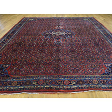 "Load image into Gallery viewer, 10'5""x13'9"" Antique Persian Bijar Exc Cond Hand-Knotted Oriental Rug FWR197040"