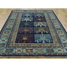 "Load image into Gallery viewer, 5'2""x8'2"" Hand-Knotted Turkoman Ersari 100 Percent Wool Oriental Carpet FWR201252"