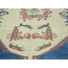 "Load image into Gallery viewer, 8'4""x14' Original Antique Persian Bakshaish Good Cond Gallery Size Rug FWR206562"