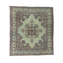 Load image into Gallery viewer, Handmade Antique Beige Rug