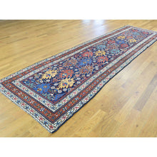 "Load image into Gallery viewer, 3'5""x12'9"" Full Pile Antique Mint Condition Northwest Persian Wide Runner FWR217602"