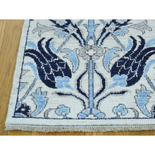 "Load image into Gallery viewer, 6'x9'1"" Hand-Knotted Peshawar Arts and Crafts Design Oriental Rug FWR220512"