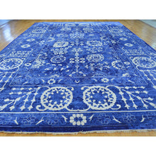 "Load image into Gallery viewer, 12'3""x18'4"" Oversize Hand-Knotted Wool And Silk Tone on Tone Tabriz Rug FWR221202"