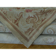 Load image into Gallery viewer, 8'x10' Charles X Design European Savonnerie Thick And Plush Rug FWR221454
