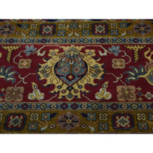 Load image into Gallery viewer, 9'1''x12'2'' 300KPSI New Zealand Wool Hand-Knotted Oriental Rug FWR223224