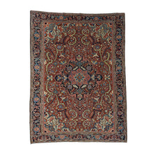 Load image into Gallery viewer, Handmade Antique Red Rug