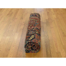 Load image into Gallery viewer, 8'6''x11'7'' Antique Persian Heriz Handmade Mint Condition Oriental Rug FWR224562